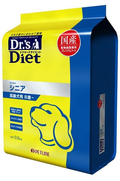 ドクターズダイエット 犬用シニア